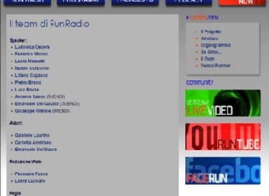 Run Radio, in Italia prima web radio universitaria a  formare giovani radiofonici