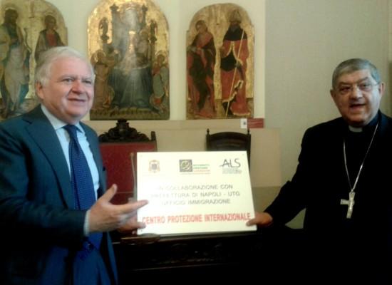 Immigrazione, Napoli apre un nuovo centro di accoglienza