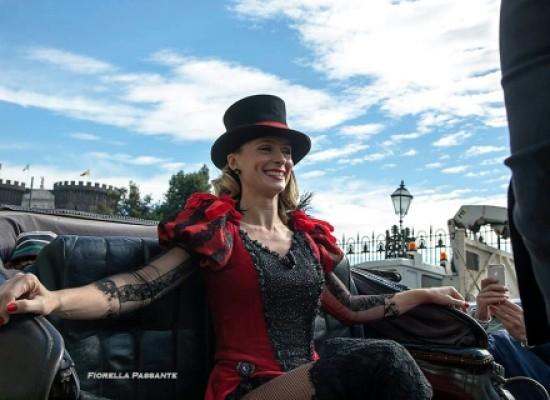 Una Sciantosa in carrozzella, Serena Autieri ed il suo One Woman Show