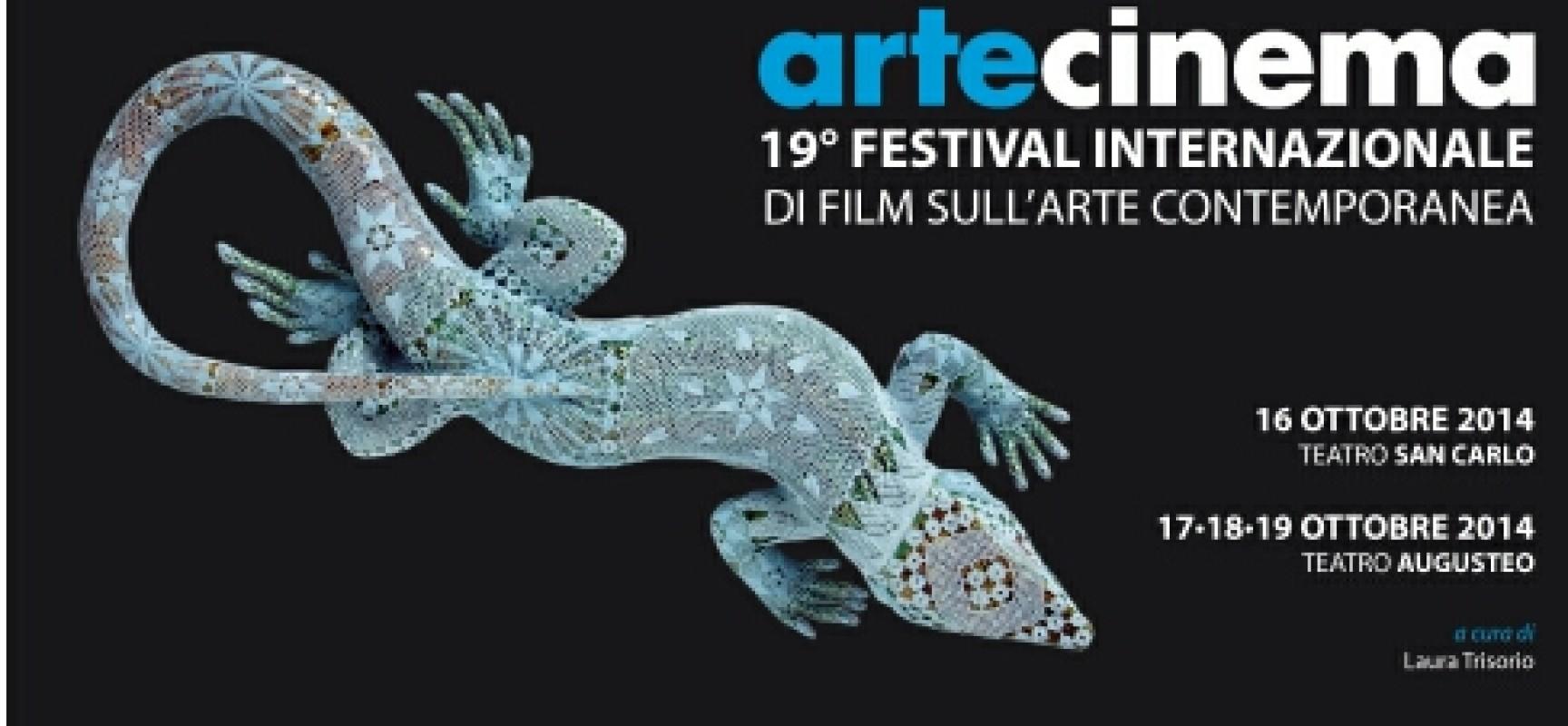 Artecinema, diciannove volte il cinema sposa arte contemporanea