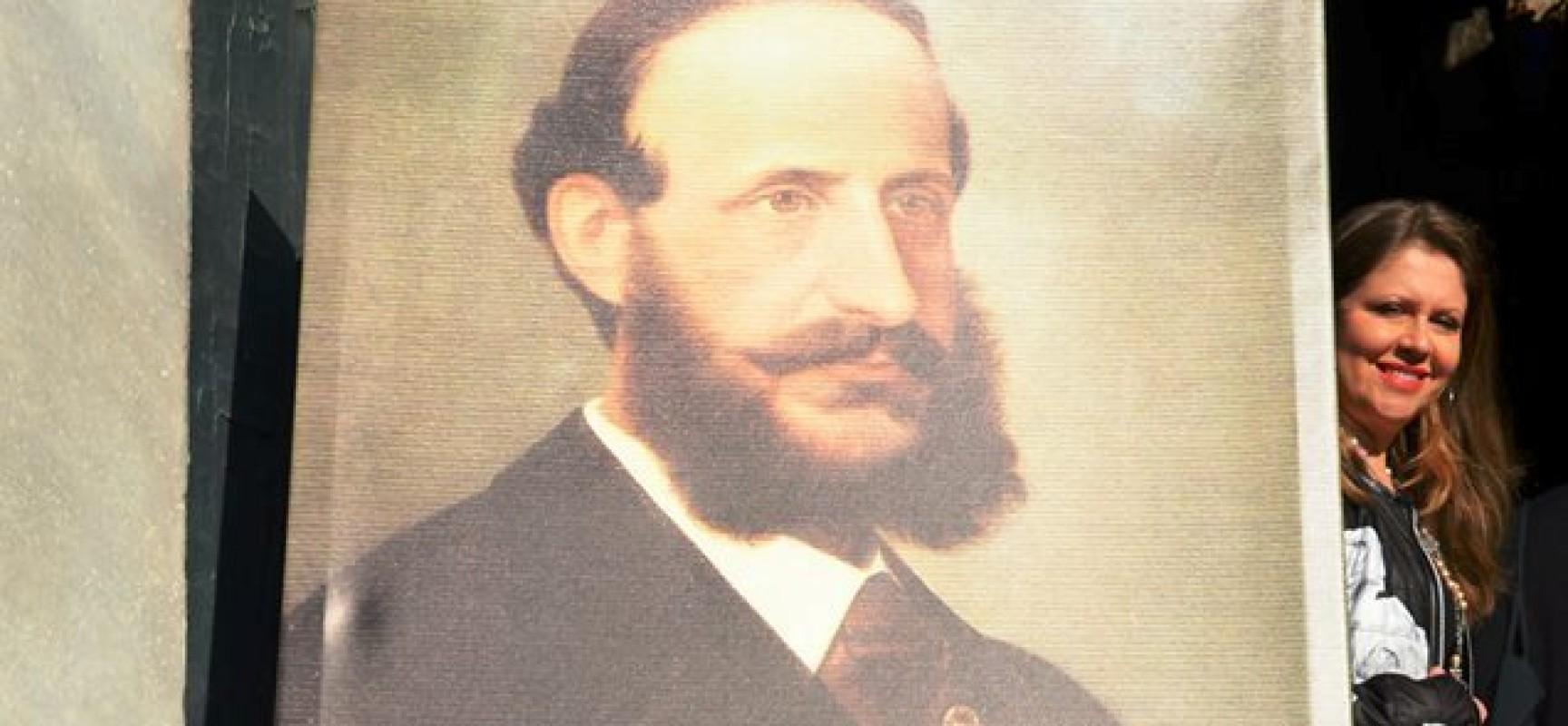 Francesco di Borbone nella foto di Giuseppe Nuzzo