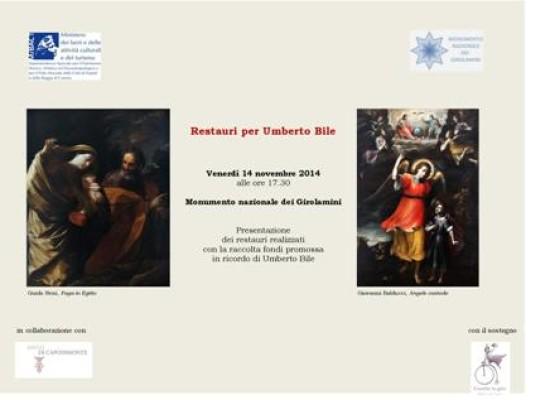 Girolamini la Pinacoteca ritrova due tesori