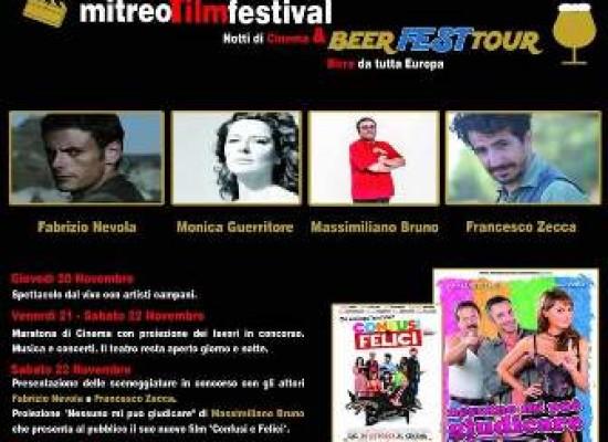 Monica Guerritore al Mitreo Film Festival con 48 ore di proiezioni no stop