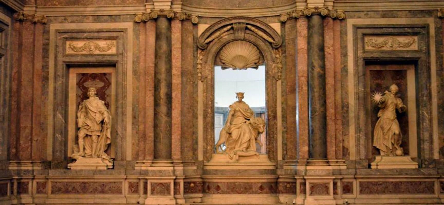 Befana 2015, Reggia Caserta una caccia al tesoro straordinaria