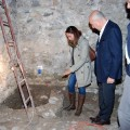 Ravello Villa Rufolo scoperte nella Torre Maggiore