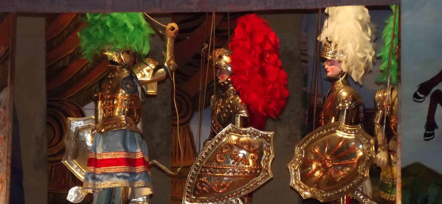 Presepi, quando i Pupi incontrarono i pastori, viaggio in Sicilia alla scoperta delle tradizioni