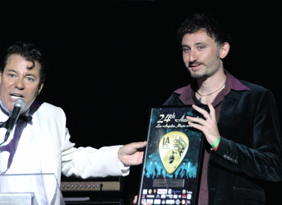Compositore di Napoli, Stefano Gargiulo vince ai Los Angeles Music Awards