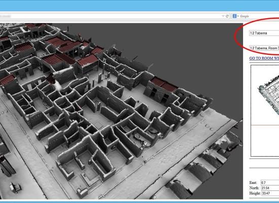 Pompei in 3 D, la Casa di Cecilio Giocondo rivive in digitale