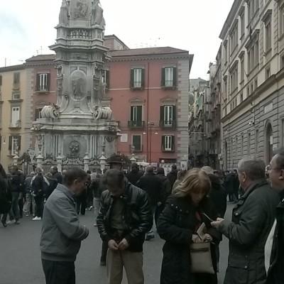 Immacolata, Napoli sold out di turisti