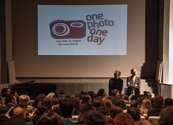 Accademia Belle Arti mostra OnePHOTOoneDAY
