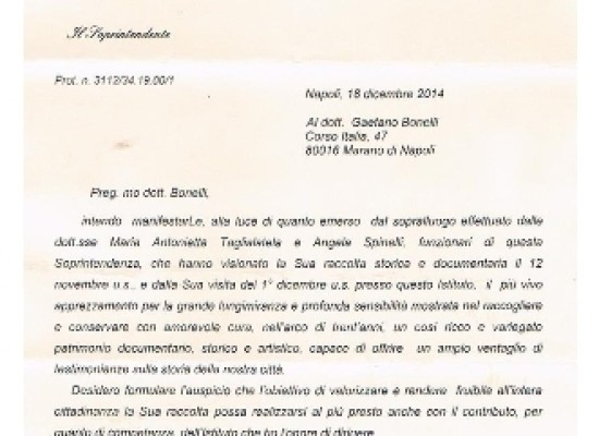 Archivio Bonelli, il museo che Napoli non ha e che potrebbe avere