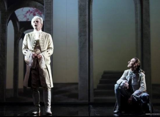 Preziosi in un contemporaneo Don Giovanni, Moscato in prima nazionale
