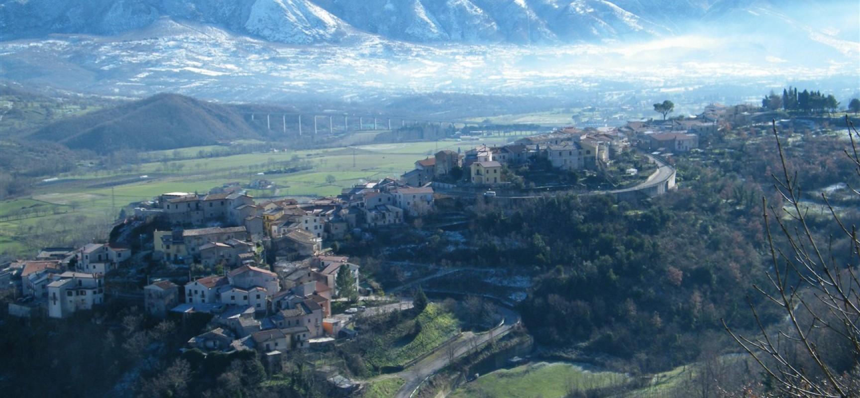 Cassano Irpino, Viaggio nella terra delle acque