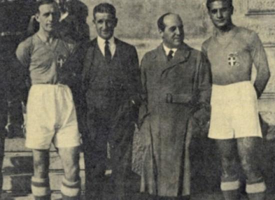 Calcio Napoli, in mostra ad Archivio di Stato, Giorgio Ascarelli, suo fondatore