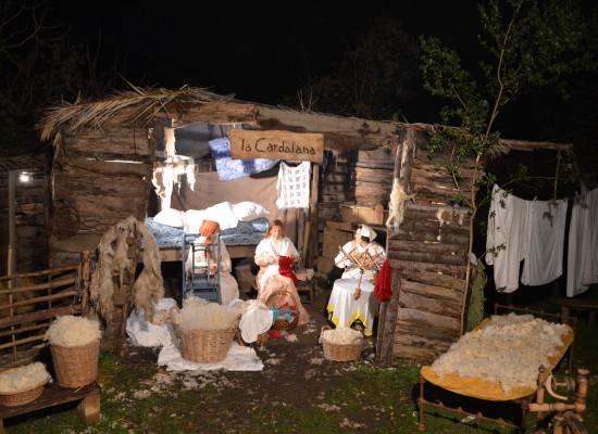 Da Santa Chiara alla Vaccheria, presepi viventi attendono arrivo Re Magi
