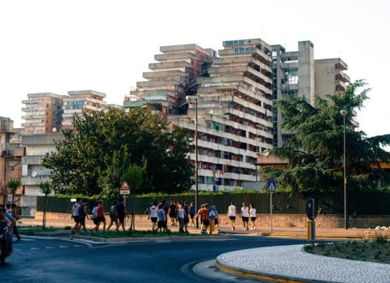 Scampia, ricomincia dai cittadini per riqualificare villa comunale