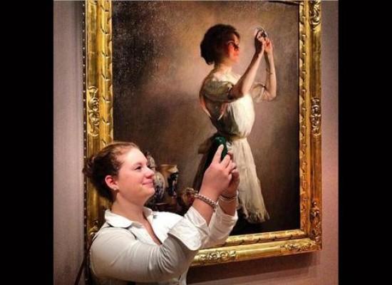 E' il Museum Selfie Day