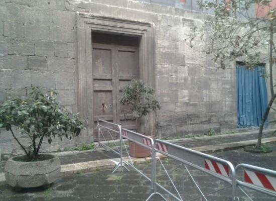 Annunziata, la chiesa della Ruota a rischio crolli, chiuso il Succorpo