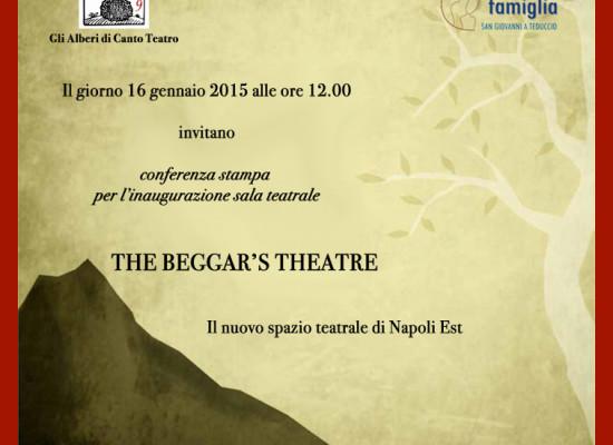 Napoli Est ricomincia dal Teatro dei Mendicanti