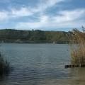 Lago D'Averno da ingresso Inferi ad ingresso per birdwatching archeologico