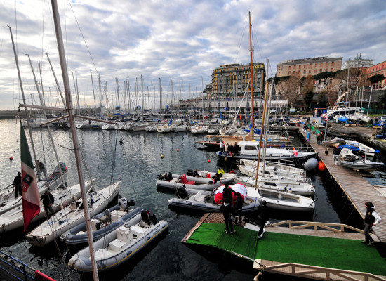 Ricky Burdett a Napoli per la città contemporanea