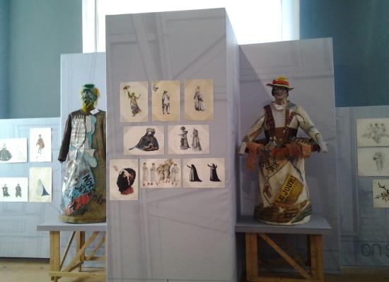 Scene e costumi in mostra all'Accademia, la prima personale della Scuola napoletana