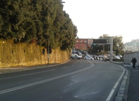 Bosco di Capodimonte, riaperta via Miano