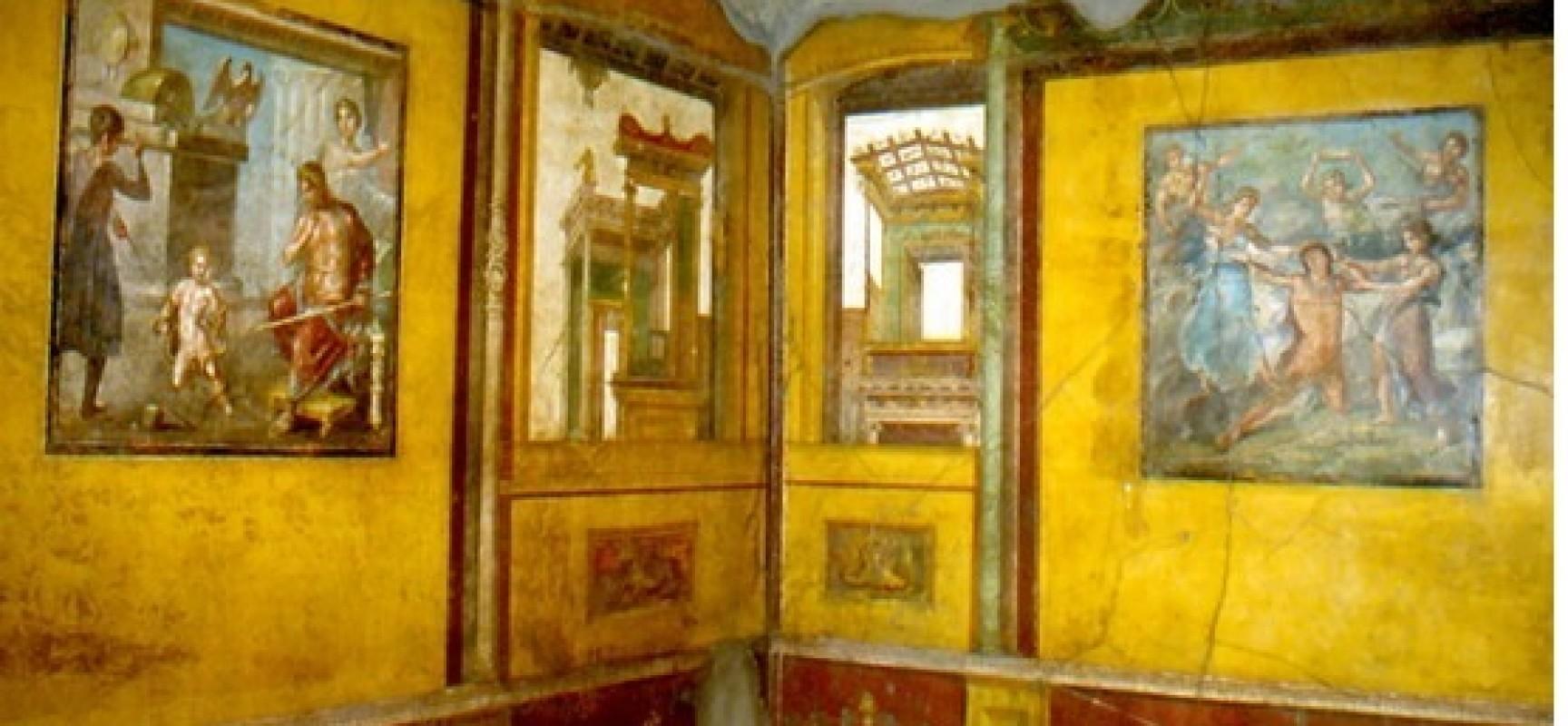 Pompei e Reggia Caserta sul podio dei musei più visitati
