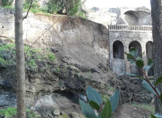 Pompei, sette crolli in cinque anni