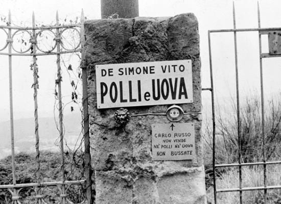 Luciano De Crescenzo Fotografo, mostra prorogata
