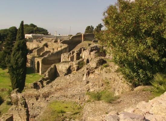 Inglesi, francesi e tedeschi studiano Pompei