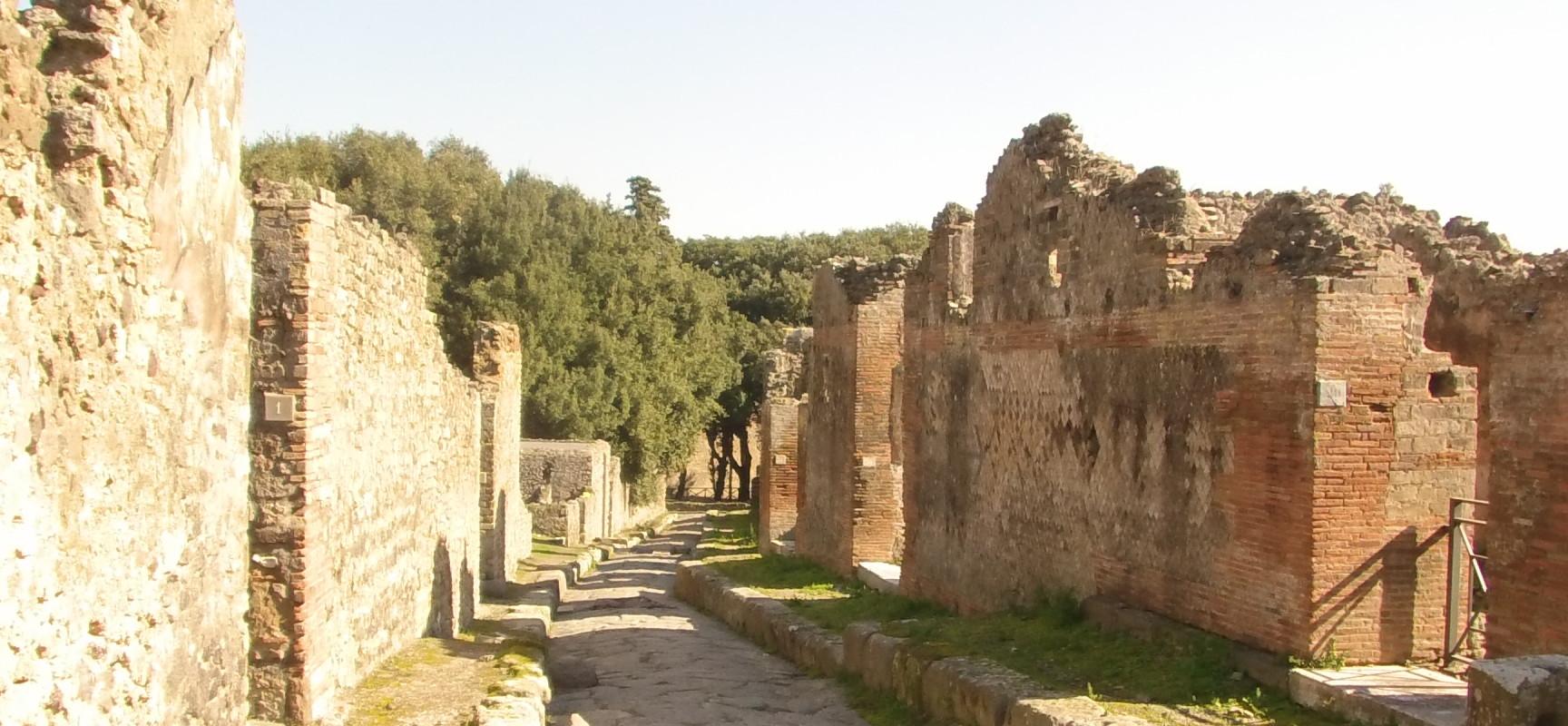 Primo Maggio, Pompei e siti vesuviani apertura straordinaria