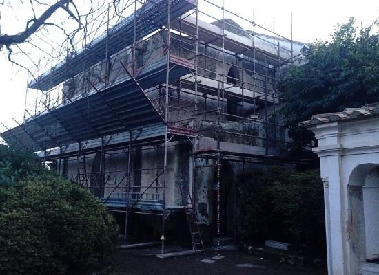 Cantiere Villa Rufolo Ravello, al via lavori restauro