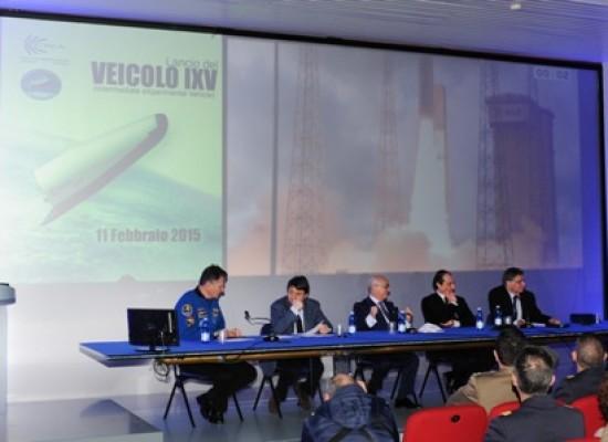 Italia tra le prime per voli nello Spazio