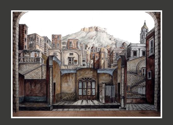 L'Accademia Belle Arti svela i Maestri scenografi e costumisti