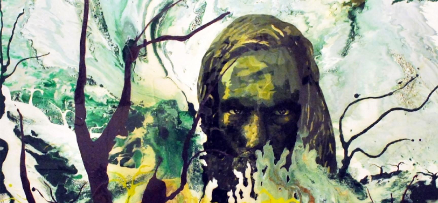 Clochard in mostra con Apocalypse Opera