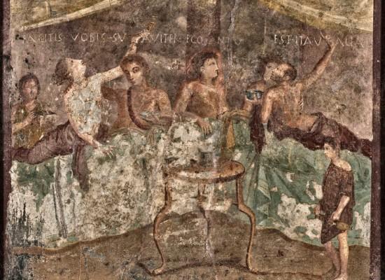 Viaggio nella cucina Romana, Greca ed Etrusca