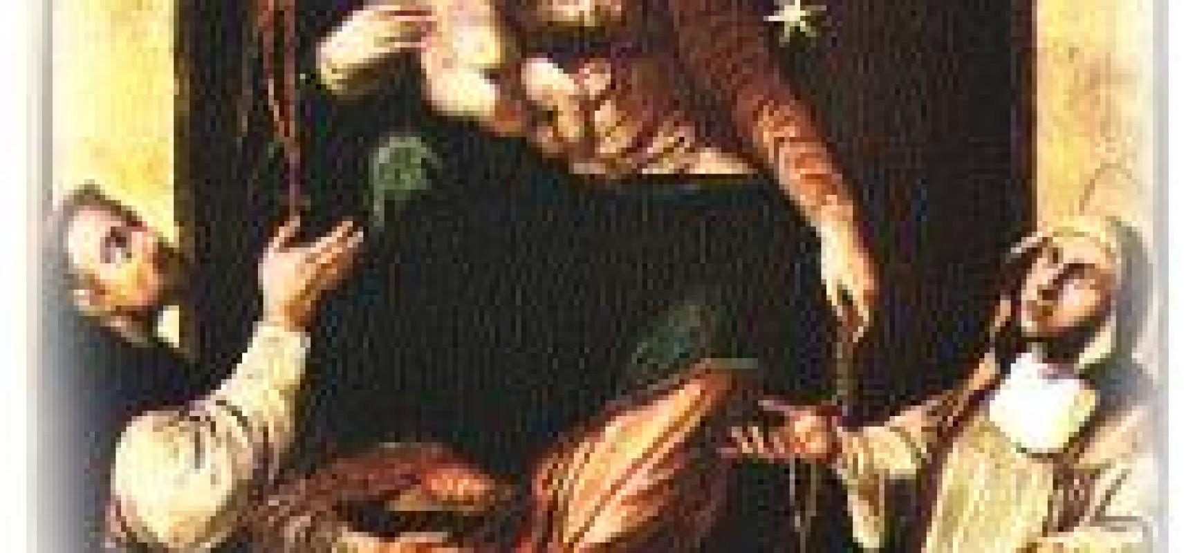 Aspettando Papa Francesco, Prima tappa Pompei in preghiera dinanzi la Vergine del Rosario