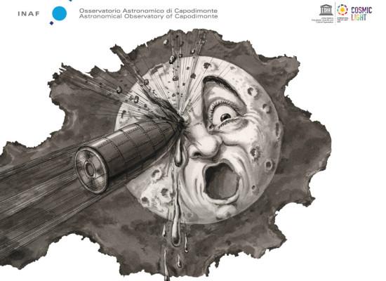 Napoli capitale Fantascienza, da Giordano Bruno a Ernesto Capocci una mostra a Osservatorio Astronomico Capodimonte lo racconta