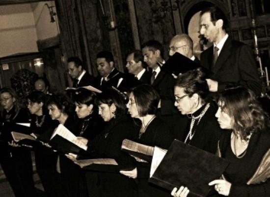 In scena con i Vocalia 'Le ultime sette parole di Cristo sulla Croce'