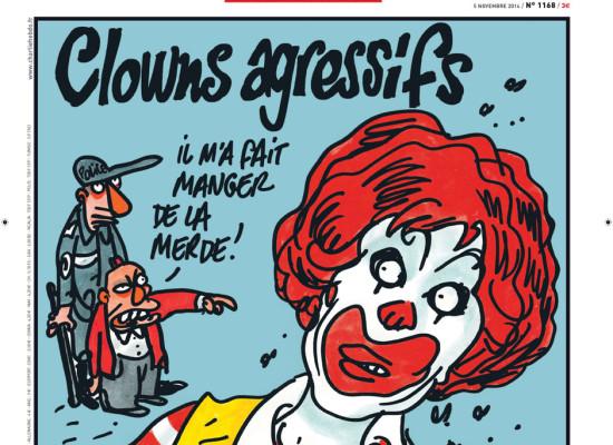COMICON OFF da Milo Manara a Charlie Hebdo, il Fumetto in giro per la città
