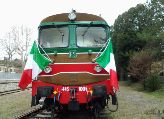 Turismo Slow, a bordo treno Centoporte bevendo Brunello di Montalcino