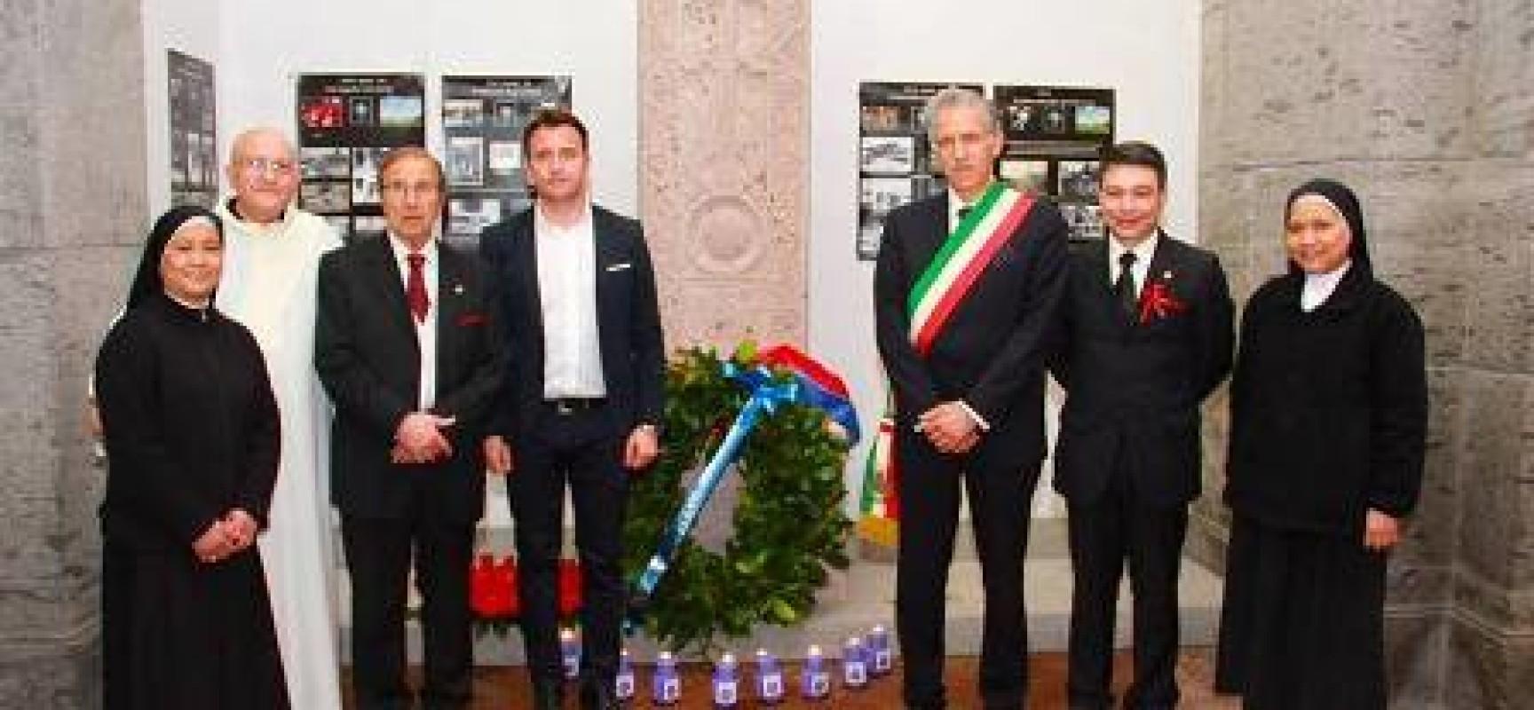 Armeni, anche Napoli ricorda il genocidio