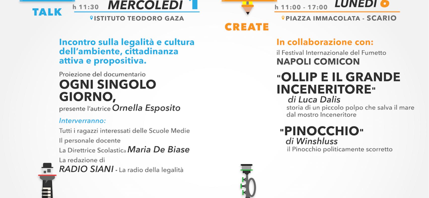 Pasqua 2015, In Cilento è tempo di Clip Fest