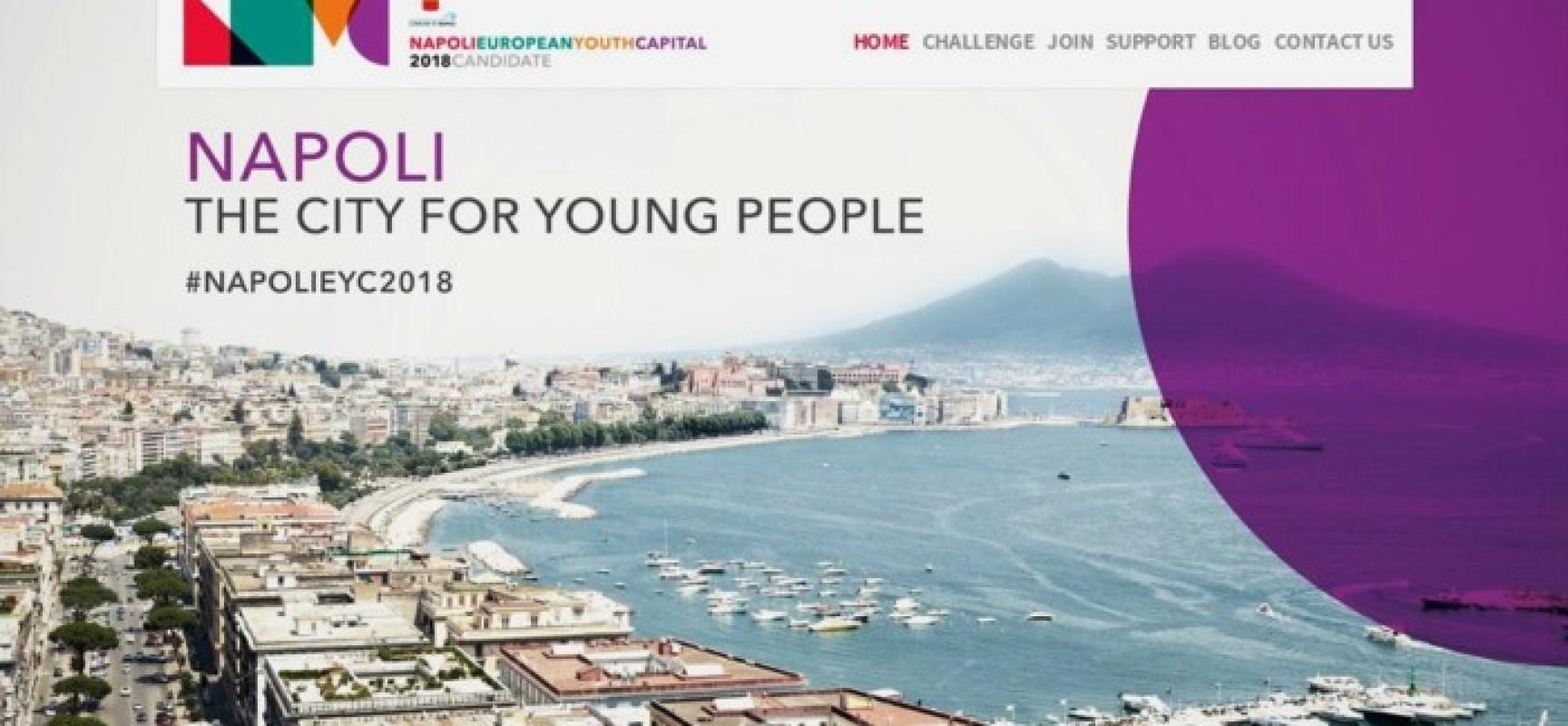 Napoli candidata a Capitale giovani 2018