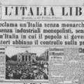 Liberazione, Napoli festeggia i 70 anni