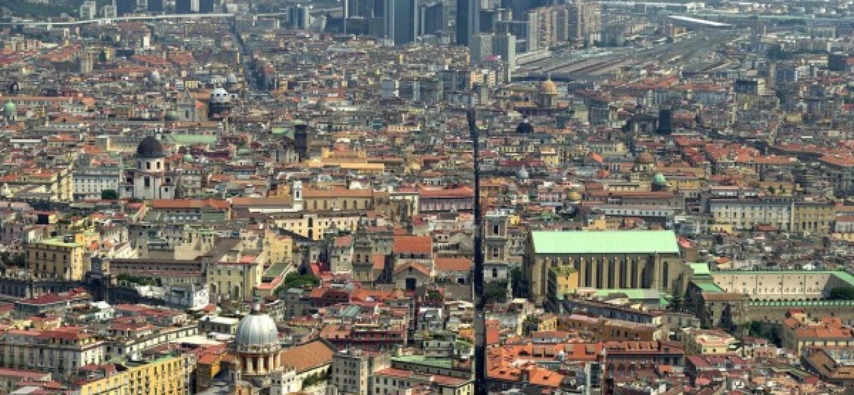 Napoli sempre capitale, intervista a Luciano Garella