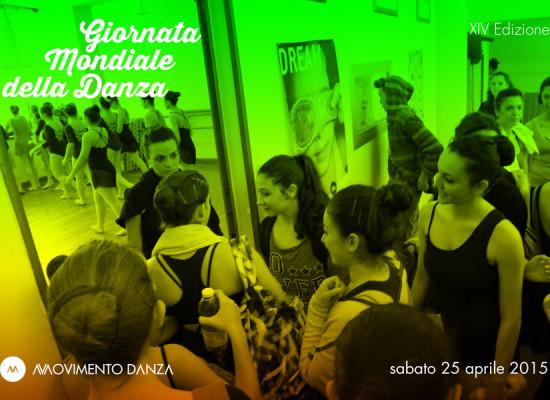 Napoli danza per la giornata mondiale