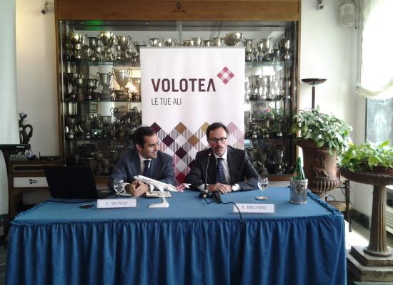 Volotea, 5 milioni di passeggeri in Europa e possibile apertura base Napoli