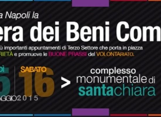 A Napoli l'Expo dei Beni comuni